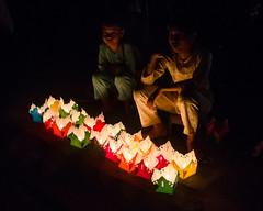 Wish Merchants (myphamily) Tags: festival hoian lantern wish lunar d7000
