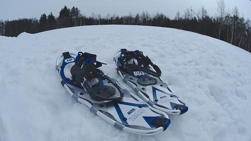 winter snowshoe hokkaido outdoor yukon 北海道 snowshoes charlies スノーシュー yukoncharlies