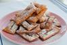 Chiacchiere o frappe italiano de Carnaval (De rechupete) Tags: frappe chiacchiere cocinaitaliana hojuelas masafrita orejasdecarnaval recetasdecarnaval postreitalianodecarnaval postrefrito