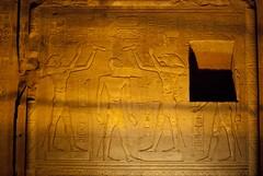Kom Ombo Temple Hieroglyph (erik_madsen1) Tags: history temple ancient god egypt egyptian elder crocodile aswan kom ombo hieroglyphs komombo sobek horeoris