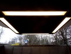 Berlin - U-Bahnhof Jakob-Kaiser-Platz (IngolfBLN) Tags: berlin station germany underground subway deutschland metro ubahnhof ubahn charlottenburg pnv u7 jakobkaiserplatz charlottenburgnord