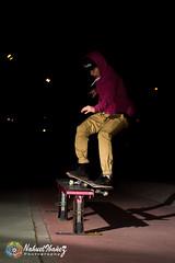 Smith Chito Marina (NicPic Spot) Tags: canon contraluz eos rebel d retrato board flash 7 smith skatepark skate segovia 7d skateboard mm pivot 50 ibanez fs patin nahuel ibaez caruana externo realce patinar difusor