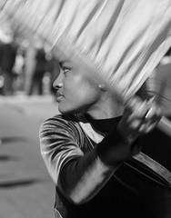 D7K_0088_ep_gs (Eric.Parker) Tags: santa november school bw music toronto drums costume uniform bell military band disney parade instrument marching christie claus musicalinstrument float bloor sousaphone santaclausparade 2015