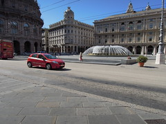 Fiat Grande Punto Vigili del Fuoco Genova (alessio2998) Tags: del grande punto fiat fuoco 115 vigili vvf