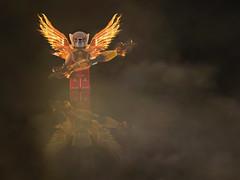 fire (dddaviddd46) Tags: lego powershot minifigure lgo
