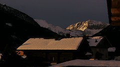 Obertilliach (IdzzDeFlits) Tags: mountains austria morningsun lightfall