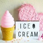 Ice Cream Light Pink