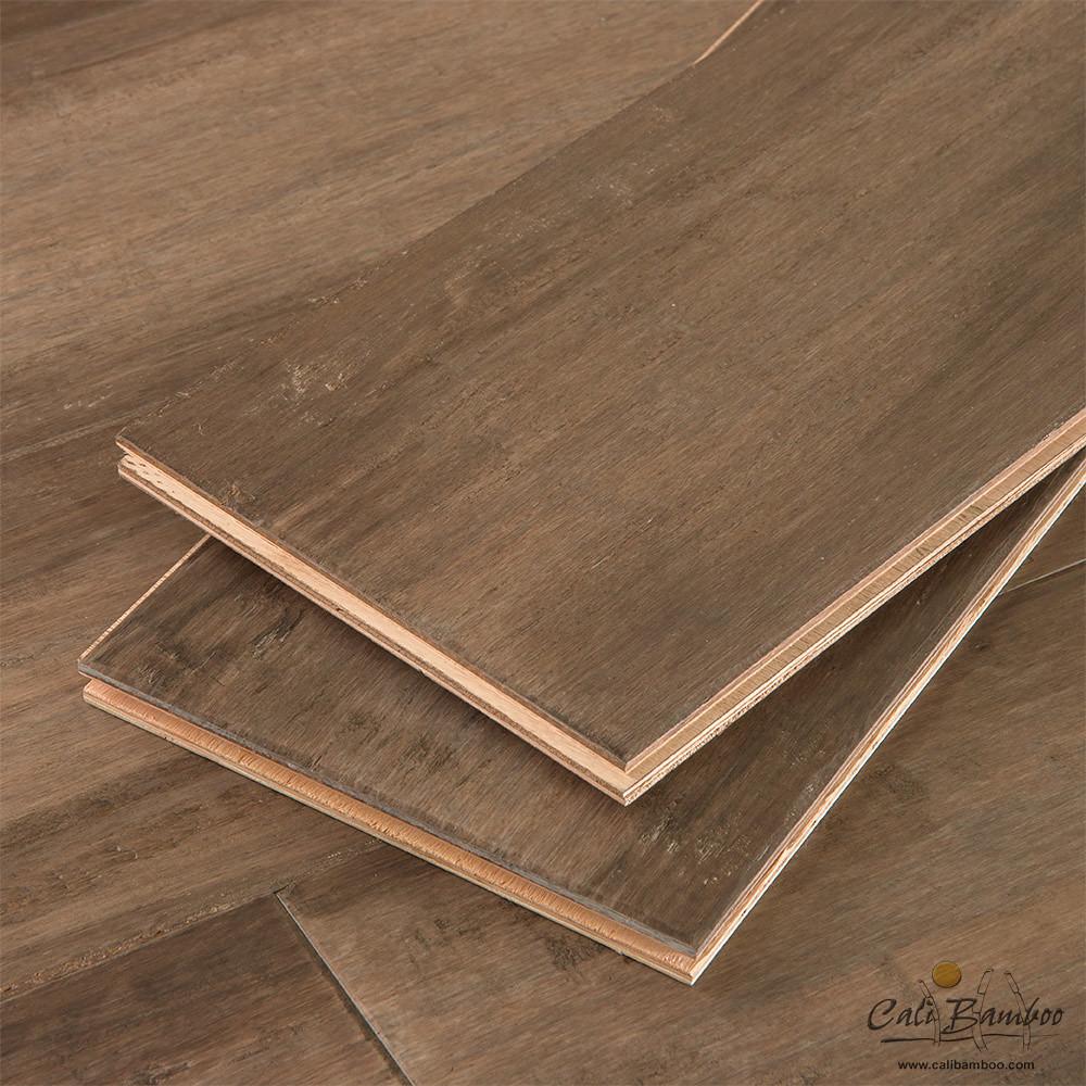 Engineered Wood Floors Napa Fossilized Wide Tg Hybrid Bamboo