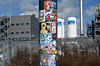 stickers amsterdam (wojofoto) Tags: amsterdam graffiti wojofoto wolfgangjosten nederland netherland holland stickers stickerart stickercombo wojo pressone bunnybrigade vin isoe fym dotsy zckr