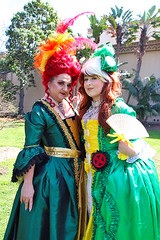IMG_1931 (willdleeesq) Tags: phoenix cosplay xmen cosplayer rogue marvel marvelcomics balboapark cosplayers jeangrey cosplayinsd