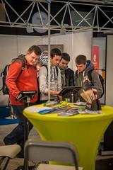 SalonSIEP-M+®tiers du Spacial-15 (cdsunamur) Tags: robot stand université salon sciences espace savoir siep visites métiers unamur henallux