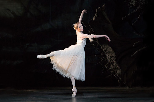 Cast change: Sarah Lamb to dance in <em>Giselle</em> on 2 March 2018