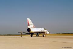 USAF, Convair F-106B Delta DartF-106B  Tyndal 1.73  img081A_filtered (Ron Monroe) Tags: usaf interceptor convair unitedstatesairforce f106 deltadart tyndalafb 072536 williamtell1972