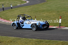 JCB9427 (chris.jcbphotography) Tags: speed spring yorkshire centre 7 national clive barc caterham hillclimb marsden harewood
