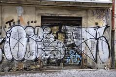 čp. 402/I, Provaznická 5, Praha, Staré Město (MONUDET) Tags: dveře