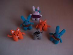 BFF (Miss Carlaina Love!) Tags: animals kids toys diy dolls handmade crochet craft etsy amigurumi juguetes ganchillo crochetlover etsyowner