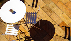 Cafe 1 (stephenbryan825) Tags: contrast liverpool table cafe shadows graphic chairs abstracts selects