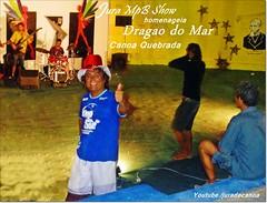 A comunidade canoense homenageia Dragao do Mar (juradecanoa) Tags: show praia brasil mar dragon jura castelo mpb isabel das princesa festa artes canoa homenagem dragao abolicionista
