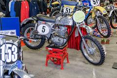 MCN Scottish Motorcycle Show 2016 - 1965 BSA B40 (Sacha Alleyne) Tags: show classic vintage edinburgh motorbike moto motorcycle 2016 mcn motorcyclenews carolenash a6000 royalhighlandcentre sonya6000