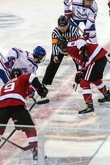 #9 Nick Master and #8 Adam Gaudette (Odie M) Tags: hockey sport boston championship nu skating icehockey huskies finals faceoff ncaa riverhawks northeastern uml northeasternuniversity collegehockey hockeyeast 2016 teamsport umasslowell tdgarden jakekamrass nickmaster adamgaudette dylansikura