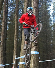 02 MTB SCDH 16 Apr 2016 (9) (Kate Mate 111) Tags: uk mountain bike forest cycling crash sheffield yorkshire steve competition racing downhill peat riding mtb mountainbiking grenoside