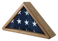 Cedar Flag Display Case (flagconnections) Tags: for this is back panel flag x case easy insertion hold designed removable 5ft 95ft
