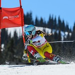 Whistler Cup Ladies' U16 SG - Sierra Smith (QC) - PHOTO CREDIT: Coast Mountain Photography www.coastphoto.com