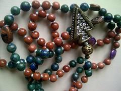 11012610_1621577684825271_2101664025892827770_n (innerjewelz@rogers.com) Tags: handmade traditional jewelry jewellery meditation custom mala 108 mantra intention knotted japamala innerjewelz