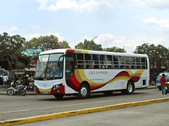 C&D Express 1202 (Monkey D. Luffy 2) Tags: road bus public photography photo nikon philippines transport vehicles transportation coolpix vehicle society hino pilipinas philippine isuzu enthusiasts partex philbes