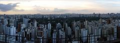 Staybridge Suites hotel rooftop panoram (Serghei Zadorojnai) Tags: brazil rooftop hotel saopaulo 2012 panoram staybridgesuites 201204 20120414
