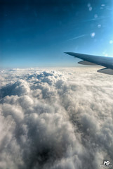 above the clouds (Marek Dekys) Tags: travel blue light sea sun white color art colors japan clouds landscape photography tokyo design photo high nikon day view dynamic russia flight arts picture sigma sharp d200 exploration range hdr dx 2016 816