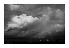 Lit skyline I (rc-soar) Tags: london skyline primrosehill stormclouds pentaxk5ii da1685