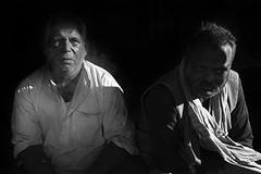 Untitled (Rk Rao) Tags: friends blackandwhite india monochrome aged dailylife defensive lucknow oldisgold uttarpradesh morningshot truelife