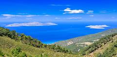 Iles chinades (Makri, Alimia) (yann.dimauro) Tags: gr rodos grce egeo