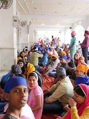 SikhTempleNewDelhi029 (tjabeljan) Tags: india temple sikh newdelhi gaarkeuken sikhtemple gurudwarabanglasahib