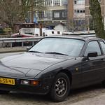 1985 Porsche 924 thumbnail