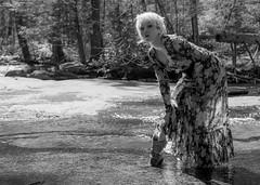 Jacque in BW (Pix by Papi) Tags: blackandwhite modeling portfolio splitrock jacquelyn