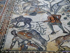 Villa romana de la Olmeda (santiagolopezpastor) Tags: espaa spain roman mosaic mosaico romano espagne romanempire romana castilla palencia castillaylen mosaicos provinciadepalencia