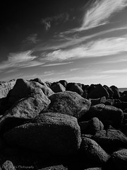 Shadows (Paterdimakis) Tags: travel light shadow sea sky cloud white seascape abstract black art water beautiful rock dark landscape grey blackwhite fine formation greece land geology shape shadoe blackwhitephotos