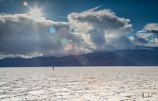 Bad Water Basin , Death Valley National Park