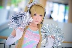 DSC_0011 (Cinema10488) Tags: cute cosplay leader minami cheer kotori lovelive