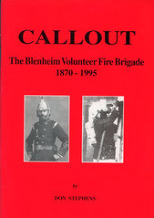 Blenheim - Callout 1995 (ambodavenz) Tags: new fire book jubilee zealand volunteer blenheim brigade