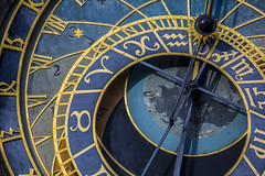 Reloj Astronómico (pelayoavs) Tags: clock prague praha praga reloj astronomic astronomico