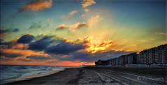 Sunrise @ middelkerke (toinie) Tags: 50mm nikon belgium hdr platinumheartaward d3s