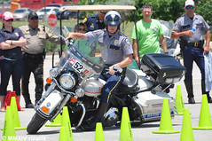 213 Austin - Baton Rouge Police (rivarix) Tags: cops austintexas lawenforcement policeman policeofficer motorcop harleydavidsonroadking harleydavidsonpolicemotorcycle policerodeo policemotorcompetition batonrougepolicedepartmentlouisiana capitaloftexaspolicemotorcyclechuteout