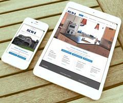 RLW4: Responsive Website
