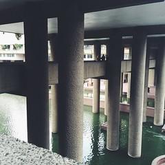 Barbican (Loujoop) Tags: architecture barbican brutalism brutalist brutalistarchitecture gilbertbridge