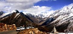 waytorohtang_1 (Ayon Mazumder) Tags: india mountain landscape manali rohtang canoneos700d
