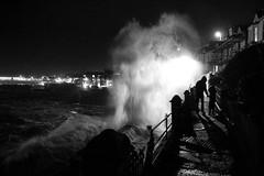 Wave! (Karen C. ) Tags: sea stormy hightide porthleven