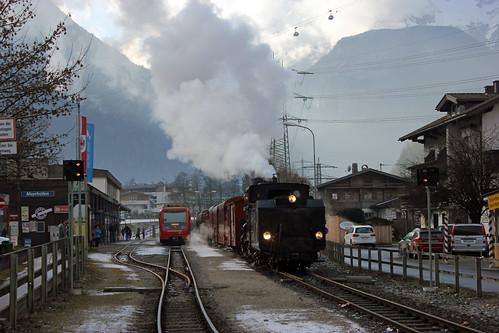 Zillertalbahn - Mayrhofen